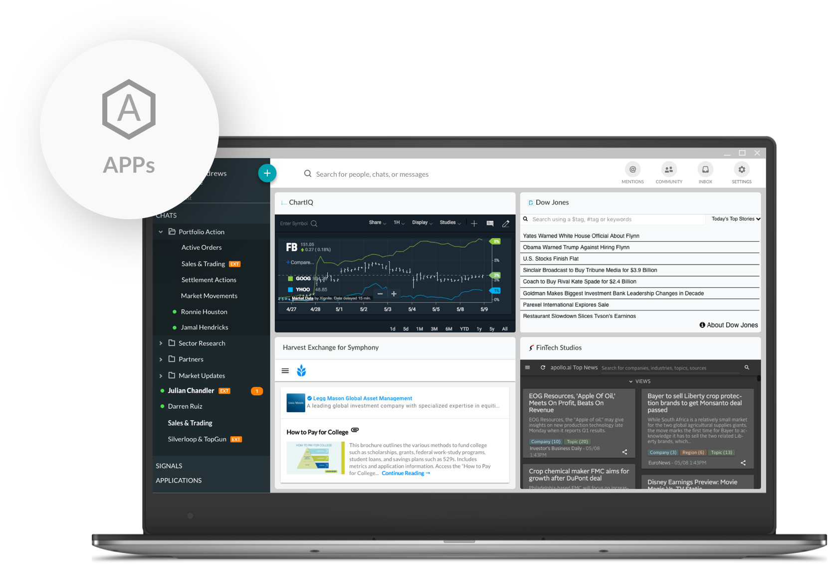 Symphony the platform that powers work enrich your workflow with apps bots and integrations biocorpaavc Image collections